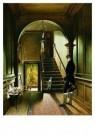 Pieter Christoffel Wonder 1777 -  Het trappenhuis - Postcard -  A9044-1