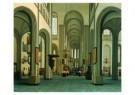 Hendrick Cornelisz van Vliet  -  Interieur Dom - Postcard -  A9048-1