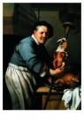 Hendrick Bloemaert (1602-1672) -  De Kok - Postcard -  A9056-1