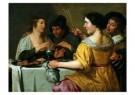 Jan van Bijlert (1598-1671)  -  Het trekken aan - Postcard -  A9059-1