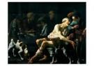 H. ter Brugghen 1588-1629)  -  De rijke man - Postcard -  A9067-1