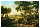 Jacob de Heusch (1656-1701)  -  Landschap waterva - Postcard -  A9080-1