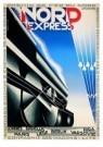 A.M.Cassandre(1901-1968)  -  Nord Express - Postcard -  A9101-1