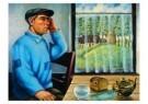 T.van den Muysenberg 1901-1967 -  Aanslagb - Postcard -  A9111-1