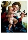 Jan van Scorel (1495-1562)  -  Madonna wilede - Postcard -  A9154-1