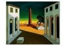 Chirico de Georgio (1888-1978) -  Piazza d'Italia - Postcard -  A9217-1