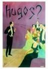 Frits van de Vliet  -  Hugos Hypnose Act - Postcard -  A9240-1