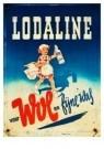 Anoniem,  -  Lodaline voor wol en fijne was - Postcard -  A9297-1