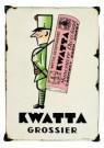 Anoniem,  -  Kwatta grossier - Postcard -  A9302-1