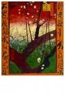 Vincent van Gogh (1853-1890)  -  Flowering plum tree (after Hiroshige), 1887 - Postcard -  A93035-1