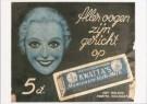 Anoniem,  -  Aller oogen zijn gericht op, ca. 1925 - Postcard -  A9342-1