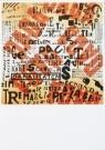 Theo van Doesburg (1883-1931)  -  Affiche van een Dada-tentoonstelling - Postcard -  A9383-1