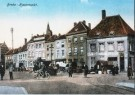 Anoniem,  -  Havenmarkt, Breda, ca. 1925 - Postcard -  A9390-1