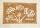 Julie de Graag (1877-1924)  -  Akelei / Maart, 1918 - Postcard -  A9418-1