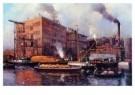 Herman Heijenbrock (1871-1948) -  Pastel H.Heyenbrock - Postcard -  A9482-1