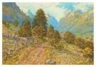 William H.Singer (1868-1943)  -  Weg in de Vallei - Postcard -  A9518-1