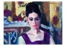 Johan Buning (1893-1963)  -  Portret Leenhouts - Postcard -  A9546-1
