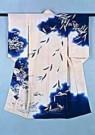 Okubo,  -  Kimono type kosode - Postcard -  A9561-1