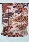 Okubo,  -  Kimono type furisode - Postcard -  A9562-1