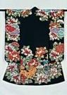Okubo,  -  Kimono type furiside - Postcard -  A9563-1