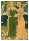 Ferdinand Erfmann (1901-1968)  -  At the nightclub - Postcard -  A9600-1