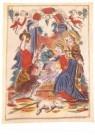 Cornelis de Boudt (1660-1735)  -  Aanbidding door de herders - Postcard -  A9644-1