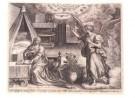 Nic.Visscher  -  Historiae Sacrae - Postcard -  A9650-1