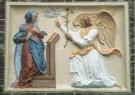 -  Gevelsteen 'DE ANNUNCIATIE' - Postcard -  A9666-1