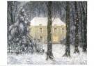 Henri le Sidaner (1862-1939)  -  Winteravond - Postcard -  A9823-1
