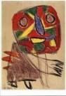 Karel Appel (1921-2006)  -  Vrijheidsschreeuw - Postcard -  A9878-1