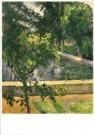 Paul Cezanne (1839-1906)  -  The Pool at Jas de - Postcard -  A9909-1