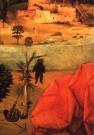 Jheronimus Bosch (1450-1516)  -  Detail Heilige Christo - Postcard -  A9942-1