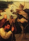 Jheronimus Bosch (1450-1516)  -  Detail Heilige Christoffel - Postcard -  A9943-1