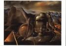 Salvador Dali (1904-1989)  -  Eindeloos raadsel - Postcard -  A9964-1