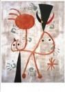 Joan Miro (1893-1983)  -  Schilderij - Postcard -  A9982-1