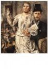Antonio Lopez Garcia (1936)  -  Het bruidspaar - Postcard -  A9996-1