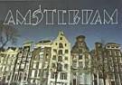 Tim Killiam (1947-2014)  -  Reflections Keizersgracht, Amsterdam - Postcard -  AU0087-1