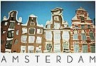 Tim Killiam (1947-2014)  -  Reflections on the Rokin, Amsterdam - Postcard -  AU0325-1
