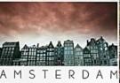 Ricardo Murad  -  Damrak, Amsterdam - Postcard -  AU0387-1