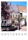 David Warren  -  Begijnhof, Amsterdam - Postcard -  AU0661-1