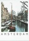 David Warren  -  Leidsegracht, Amsterdam - Postcard -  AU0662-1