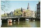 Tim Killiam (1947-2014)  -  Zuiderkerk (South Church), seen from the Klovenier - Postcard -  AU0756-1