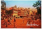 Tim Killiam (1947-2014)  -  Sidewalk Cafes on Rembrandtsplein - Postcard -  AU0803-1