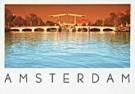 Tim Killiam (1947-2014)  -  Magere Brug - Postcard -  AU0806-1