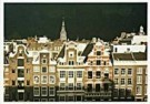 Igno Cuypers  -  Sunlight on the facades of Amsterdam's Rokin, just - Postcard -  AU0834-1