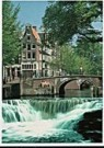 Tim Killiam (1947-2014)  -  LeidseFalls, surprising Holland - Postcard -  AU1001-1