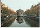 Tim Killiam (1947-2014)  -  CanalCruiseship, Surprising Holland - Postcard -  AU1006-1