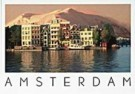 Tim Killiam (1947-2014)  -  AmstelBerg, Surprising Holland - Postcard -  AU1007-1