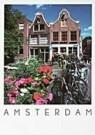 Igno Cuypers  -  Egelantiersgracht, Amsterdam - Postcard -  AU1016-1