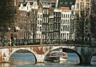 Igno Cuypers  -  Telephoto shot on the Keizersgracht, Amsterdam / - Postcard -  AU1021-1
